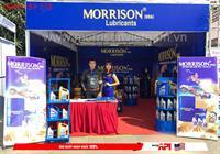 Dầu nhớt nhập khẩu Morrison tìm nhà phân phối khu vực Thành Phố Hồ Chi Minh