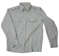 Áo bảo hộ vải kaki Nam Định loại 1