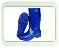Ủng cao su xanh chống dầu