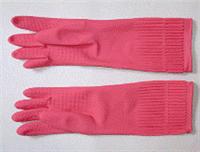 Găng tay cao su cầu vồng