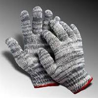 Găng tay sợi pha màu