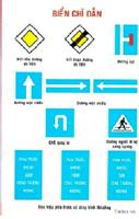 Biển chỉ dẫn giao thông