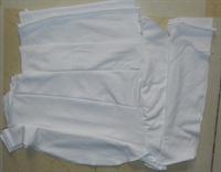 Giẻ lau coton màu trắng can
