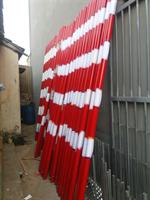 Cột biển báo d90 sơn tĩnh điện