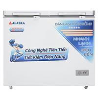 Tủ đông Alaska 250 lít BCD-3068C