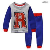 Bộ quần áo thu đông Little Maven LMBB05 ( 24M - 7T )