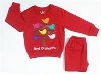 Bộ quần áo bé gái 2 đến 8 tuổi BBG03