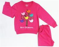 Bộ quần áo bé gái 2 đến 8 tuổi BBG04