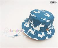 Mũ nón rộng vành cho bé MXK060