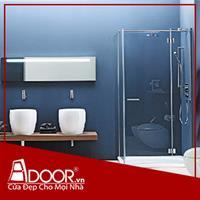 Phòng tắm kính cường lực:  PT01