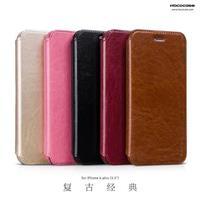 HXS : HOCO Mã SP : Bao da iphone 6 plus hiệu hoco classic da xịn