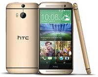 HTC One M7 (32GB)  Gold