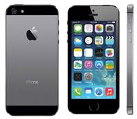 Apple iPhone 5s - 16GB - Black