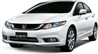HONDA CIVIC 2016 2.0L(SỐ TỰ ĐỘNG) - Loại xe: Sedan, 5 chỗ ngồi