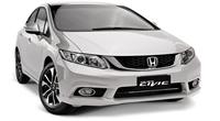 HONDA CIVIC 2016 1.8AT(SỐ TỰ ĐỘNG) - Loại xe: Sedan, 5 chỗ ngồi