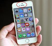 Sửa iPhone 5S hỏng cảm biến ánh sáng