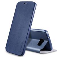 Bao da FIB Samsung Galaxy S7 Edge ( đen, xanh đen, vàng)