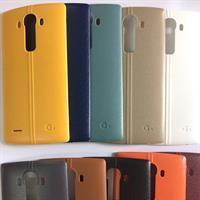 Vỏ/ nắp lưng nhựa sần đậy pin NFC LG G4 (Nhiều màu)