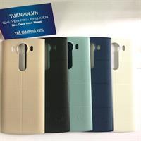 Vỏ/ nắp lưng nhựa sần đậy pin NFC LG V10