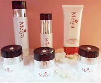 Bộ mỹ phẩm cao cấp chuyên trị nám, tàn nhang Meiya 6 in 1 Màu trắng mẫu mới