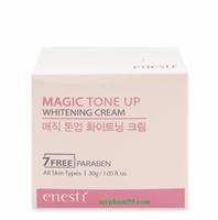 Kem dưỡng trắng da chống nhăn Enesti Magic Tone Up Cao cấp Hàn Quốc 30g - Hàng Chính Hãng