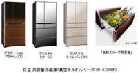 Tủ lạnh HITACHI R-X5200F