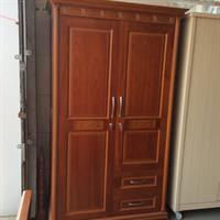 Tủ áo công nghiệp phủ gỗ xoan