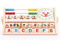 Đồ chơi gỗ giáo dục bảng tính thông minh cho bé AWS0001