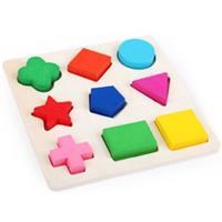 Đồ chơi gỗ giáo dục dạng hình học AWS0011