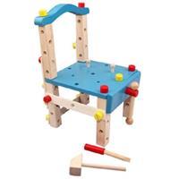 Đồ chơi gỗ lắp ráp dạng ghế ngồi Mother Garden AYX0078