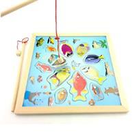 Đồ chơi gỗ dạng câu cá sinh động AWS0033