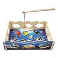 Đồ chơi gỗ dạng câu sinh vật biển AWS0070