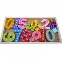 Đồ chơi gỗ bảng số toán học AYX0002