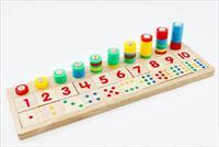 Đồ chơi gỗ giáo dục cho bé AYX0009