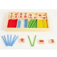 Đồ chơi gỗ giáo dục bảng tính AYX0010