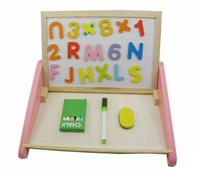 Đồ chơi gỗ dạng bảng viết thông minh AYX0021