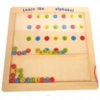 Đồ chơi gỗ bảng học chữ cái AYX0025