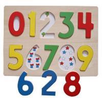 Đồ chơi giáo dục dạng bảng chữ số AYX0031