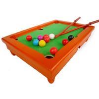 Đồ chơi gỗ bàn Bi-a cho bé yêu AYX0032