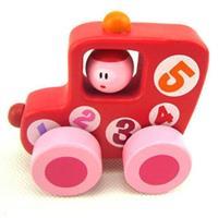 Xe gỗ đồ chơi loại nhỏ cho bé YX0098