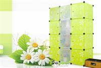 Tủ nhựa lắp ghép đa năng 4 tầng 10 ngăn - TN0044