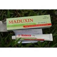 Thuốc chữa bỏng Maduxin