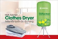 Máy sấy quần áo đa năng Hanel HN-CD01