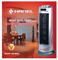 Quạt sưởi tháp Hanel HN-QS01