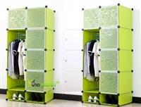 Tủ nhựa lắp ghép đa năng thông minh 5 tầng 9 ngăn - TN0065