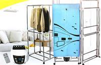 Tủ sấy quần áo đa năng HOLTASHI có điều khiển từ xa
