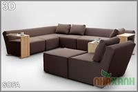 Mẫu sofa SD1
