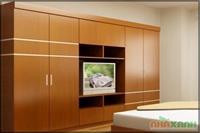 Mẫu tủ áo MT06