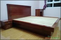 Mẫu giường ngủ MT03