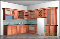 Tủ bếp GCN4